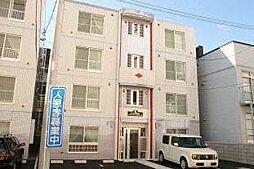 グランメール24軒1-2D[4階]の外観