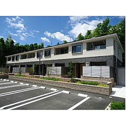 岐阜県各務原市那加前野町2丁目の賃貸アパートの外観