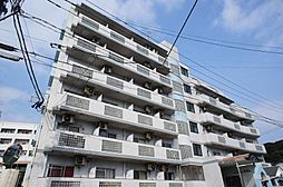 福岡県福岡市博多区空港前3丁目の賃貸マンションの外観