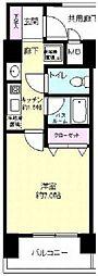 セントパレス錦糸町[3階]の間取り