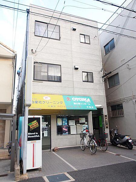 兵庫県神戸市兵庫区中道通7丁目の賃貸マンションの外観