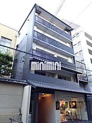 Cent−Livie三条高倉[4階]の外観