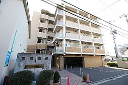 岡山県岡山市北区大供表町の賃貸マンションの外観