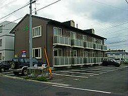 パレス東松江 B[203号室]の外観