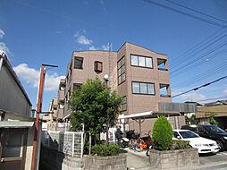 大阪府岸和田市三田町の賃貸マンションの外観