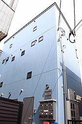 東京都葛飾区お花茶屋2丁目の賃貸アパートの外観