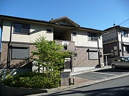 兵庫県神戸市垂水区下畑町字石畳の賃貸アパートの外観