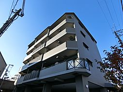 シャレー柿原[2階]の外観