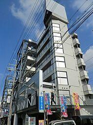 兵庫県尼崎市武庫之荘3丁目の賃貸マンションの外観