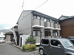 福岡県北九州市戸畑区小芝1丁目の賃貸アパートの外観