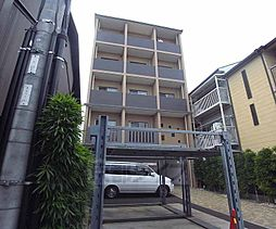 京都府京都市中京区壬生相合町の賃貸マンションの外観