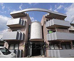 京都府京都市西京区桂徳大寺町の賃貸マンションの外観