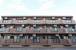 マンションパークハイム[3階]の外観