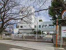 中学校 850m 西東京市立田無第一中学校