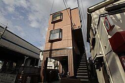 兵庫県西宮市今津上野町の賃貸マンションの外観