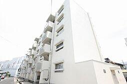 岡山県笠岡市富岡の賃貸マンションの外観