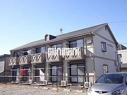 ロッジ竜美丘[2階]の外観