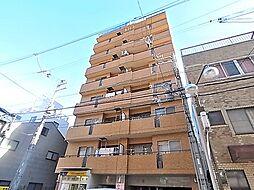 金栄ビル西館[7階]の外観