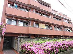 ワコー幡ヶ谷マンションB棟[3階]の外観