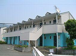 センチュリーハウスA棟[2階]の外観