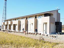 [テラスハウス] 茨城県行方市浜 の賃貸【/】の外観