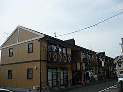 サンプライム阪南B[1階]の外観