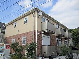 埼玉県さいたま市大宮区高鼻町3丁目の賃貸アパートの外観
