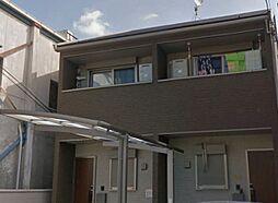 [タウンハウス] 大阪府大阪市平野区瓜破東1丁目 の賃貸【/】の外観