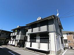 プレーヌ陽東B101[101号室]の外観