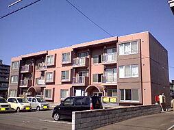 北海道札幌市西区発寒六条7丁目の賃貸マンションの外観