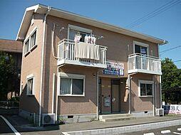[テラスハウス] 福岡県大牟田市白銀 の賃貸【/】の外観