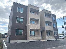 JR千歳線 恵庭駅 徒歩24分の賃貸アパート