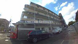 ガ−デンフラットカメリア[3階]の外観