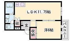 尾上の松駅 5.0万円