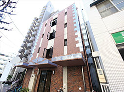 愛知県名古屋市中区金山2の賃貸マンションの外観
