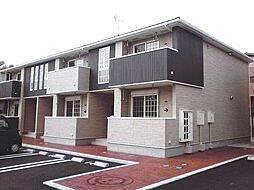 兵庫県揖保郡太子町馬場の賃貸アパートの外観