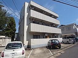 興亜第3マンション[1階]の外観