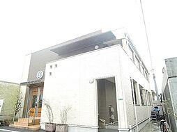福岡県北九州市小倉南区上石田1丁目の賃貸アパートの外観