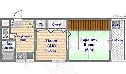 多摩川駅 6.0万円