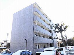昭島コートエレガンスD棟[102号室]の外観