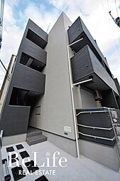 ルネッサ八尾南[3階]の外観