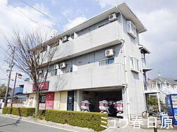 福岡県太宰府市朱雀3丁目の賃貸アパートの外観