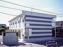 レオパレス文京[203号室]の外観