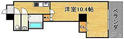 デザイナープリンセス77[7階]の間取り