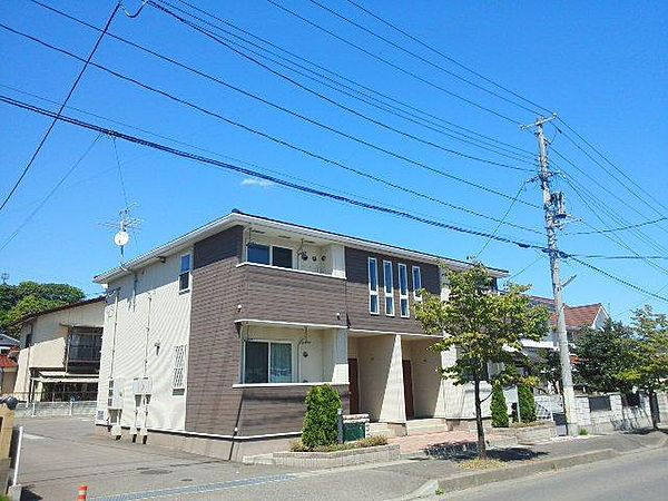 メゾンアンジュI 1階の賃貸【福島県 / 福島市】
