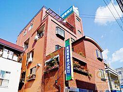 シャトー高濱[3階]の外観
