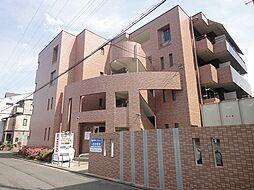 エリーフラッツ西ノ京[403号室]の外観