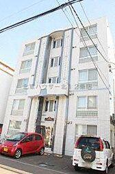 北海道札幌市中央区北七条西19丁目の賃貸マンションの外観
