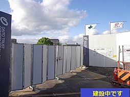 畑田町店舗付マンション[0608号室]の外観