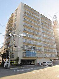 神奈川県横浜市中区末吉町3丁目の賃貸マンションの外観
